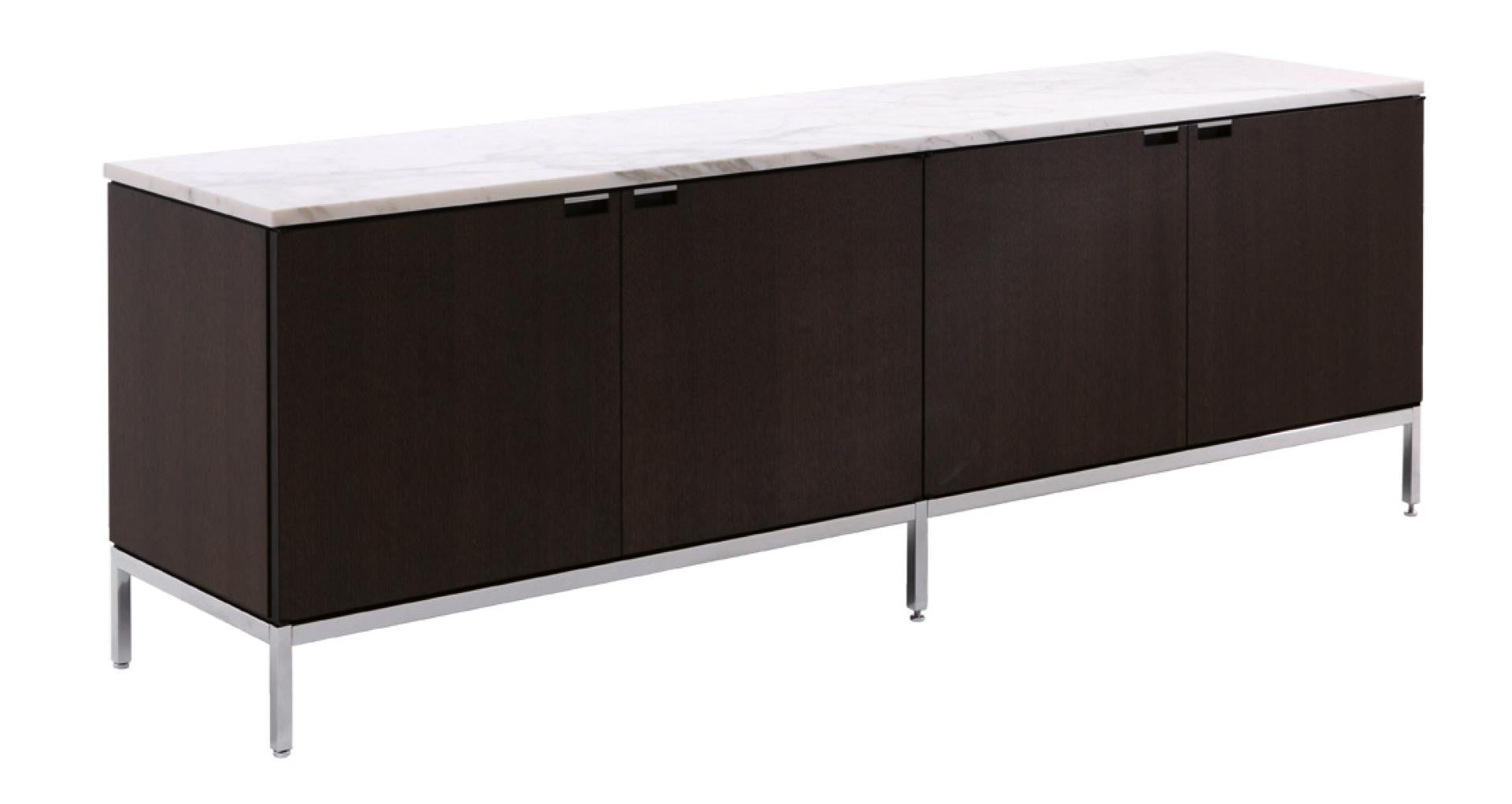 Superieur Florence Knoll Low Cabinet, Large