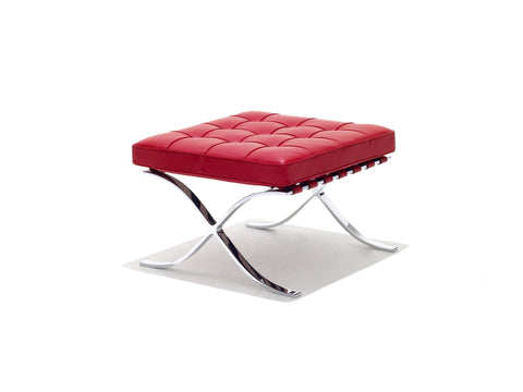 Barcelona Stool with cushion
