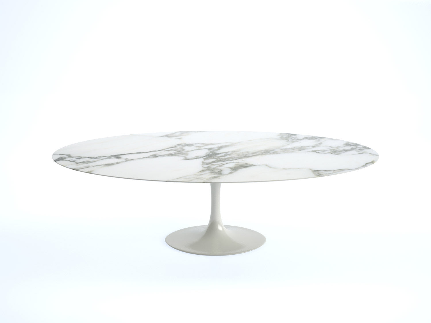 awesome selection of saarinen oval dining table. Saarinen Dining Table Oval 244cm Arabescato Marble Awesome Selection Of E