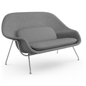 Saarinen Womb Settee grey