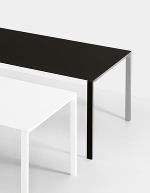 Thin-K Extendable Aluminium Table