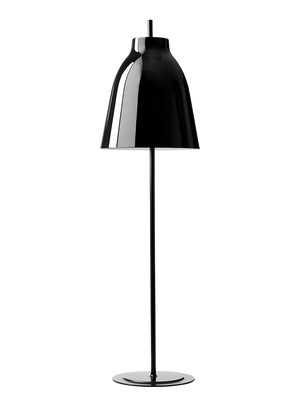 Caravaggio Floor Lamp black