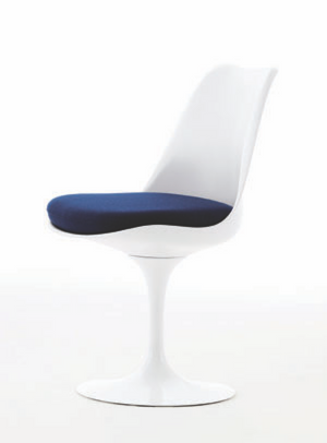 Stock Saarinen Tulip Side Chair