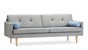 Jive Sofa light grey