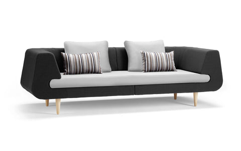 Mirage Sofa - 3 Seater