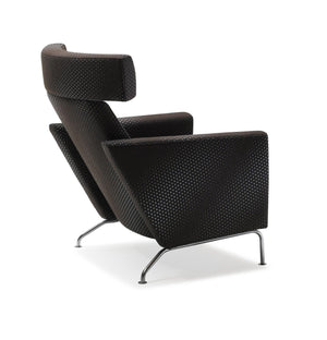 Ram Chair High black