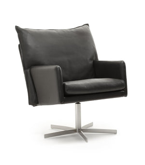 Wigwam black leather