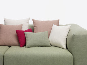 Soft Modular 2-Seater, cushions