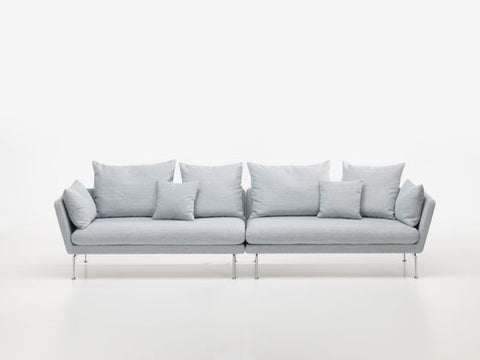 Suita Sofa Pointed Cushions - Two Seater Open