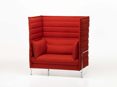 Alcove Love Seat Highback