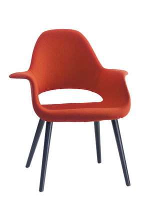 Organic Chair in red