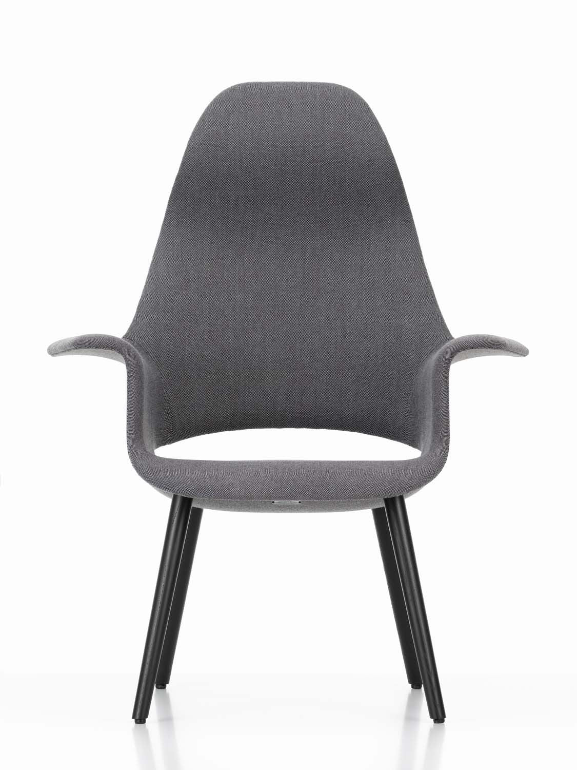 Eames Saarinen Organic Highback Chair Couch Potato Pany
