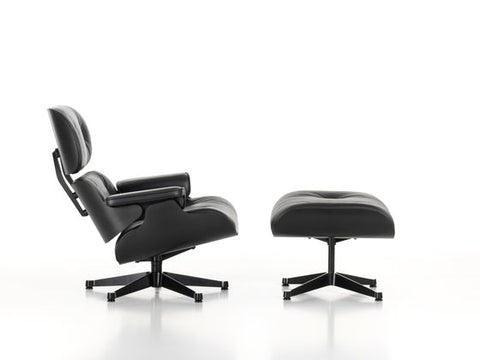 Eames Lounge Chair Black Version