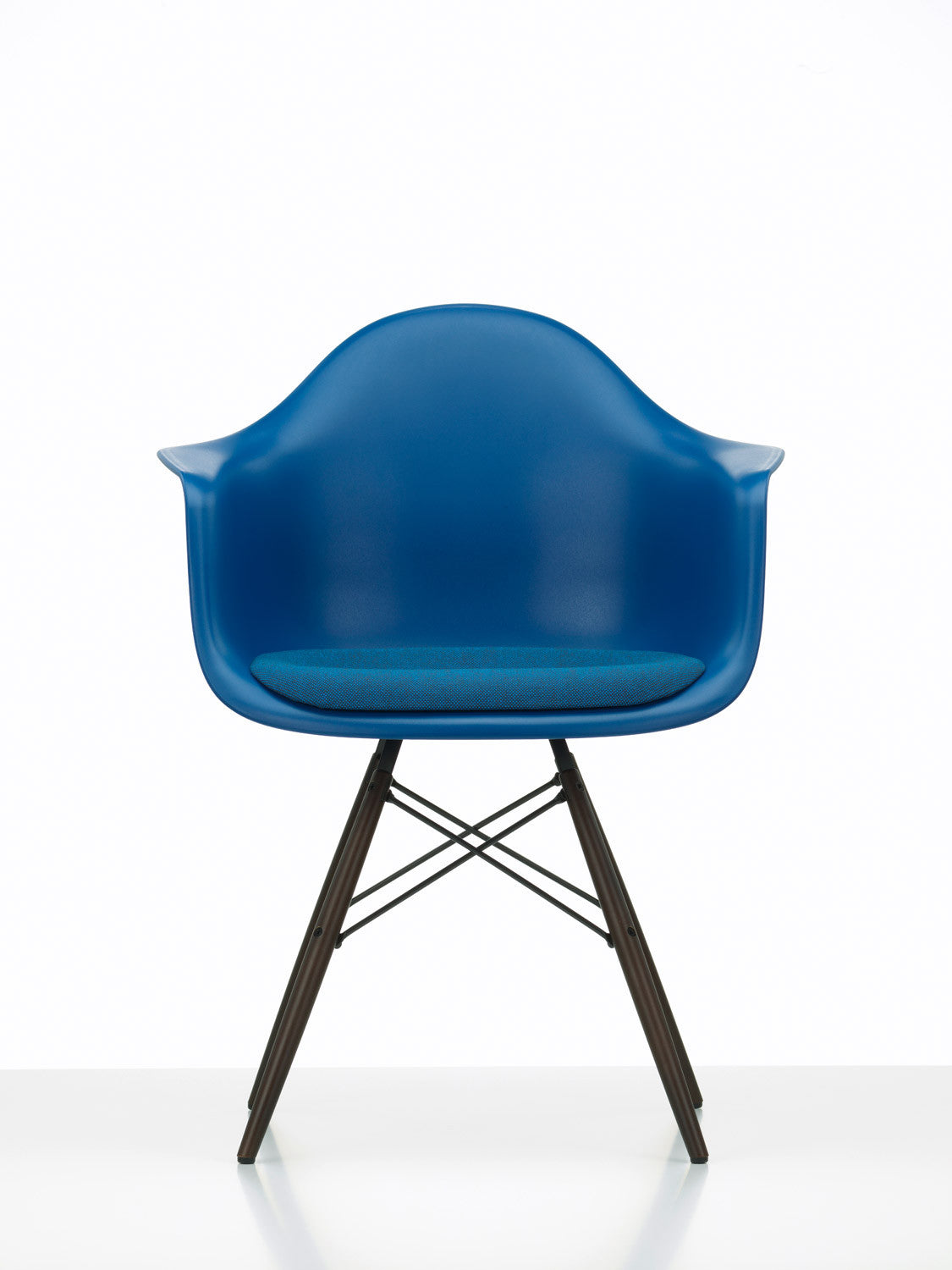 eames daw chair seat upholstered