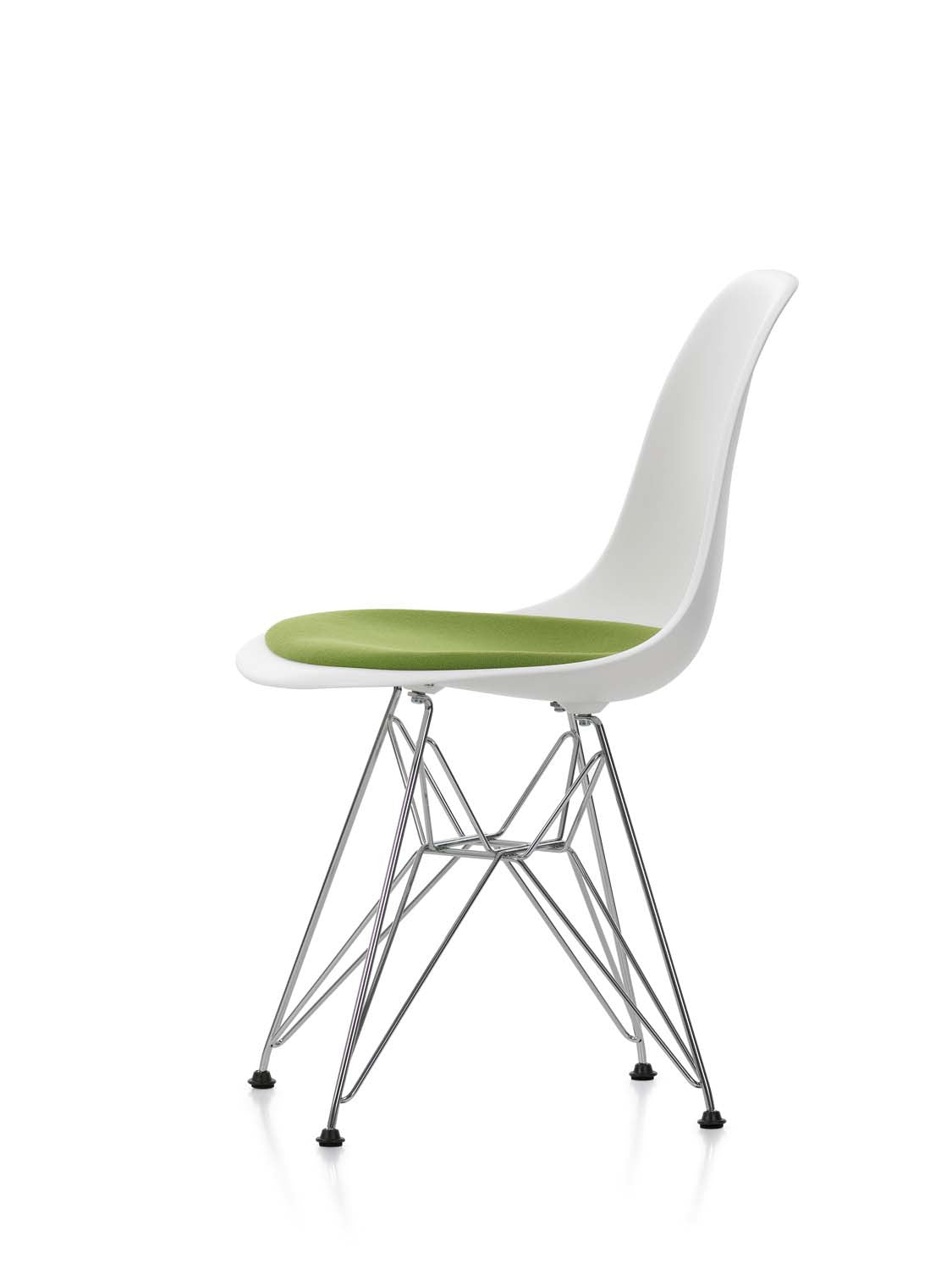Eames DSR Chair Seat Upholstered