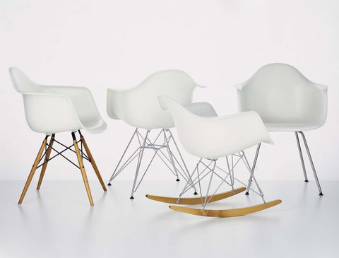 eames dar chair couch potato company. Black Bedroom Furniture Sets. Home Design Ideas