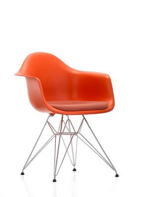 Eames DAR Chair Seat Upholstered