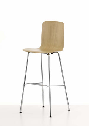 HAL Ply Stool, natural oak