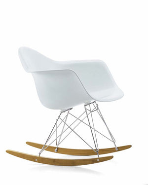Eames RAR Chair, white shell