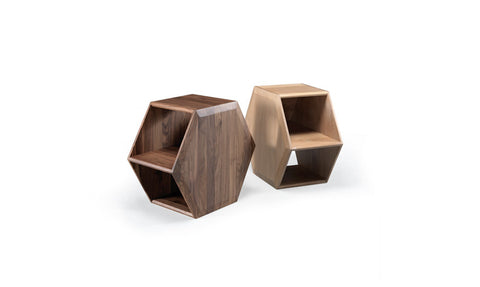 Hexa coffee table