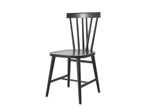 Codfish Chair, black
