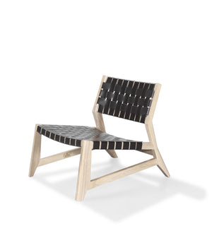 Odhin lounge chair, oak