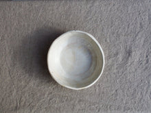 Load image into Gallery viewer, my hungry valentine-studio-ceramics-stripes-breakfast bowl-cloudy white
