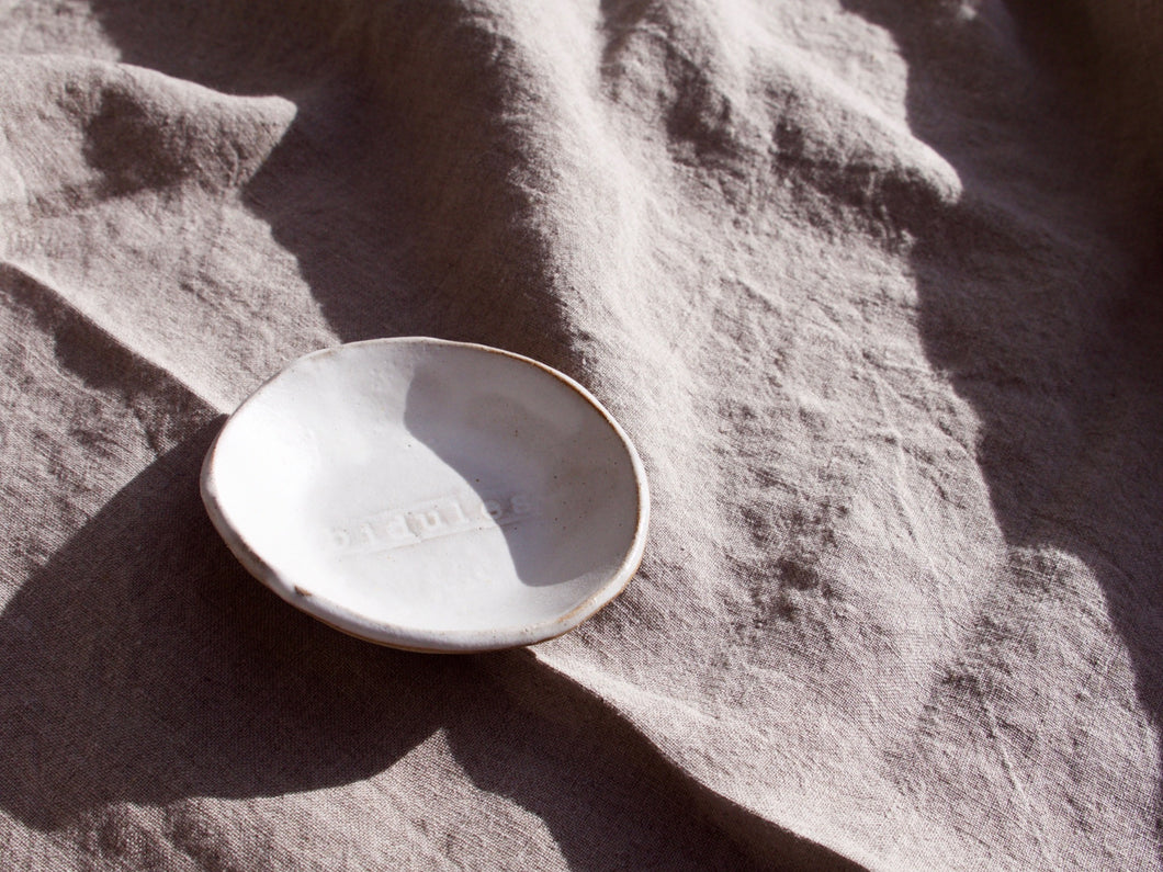 my hungry valentine-studio-ceramics-word on the clay-trinket dish-bidules-top