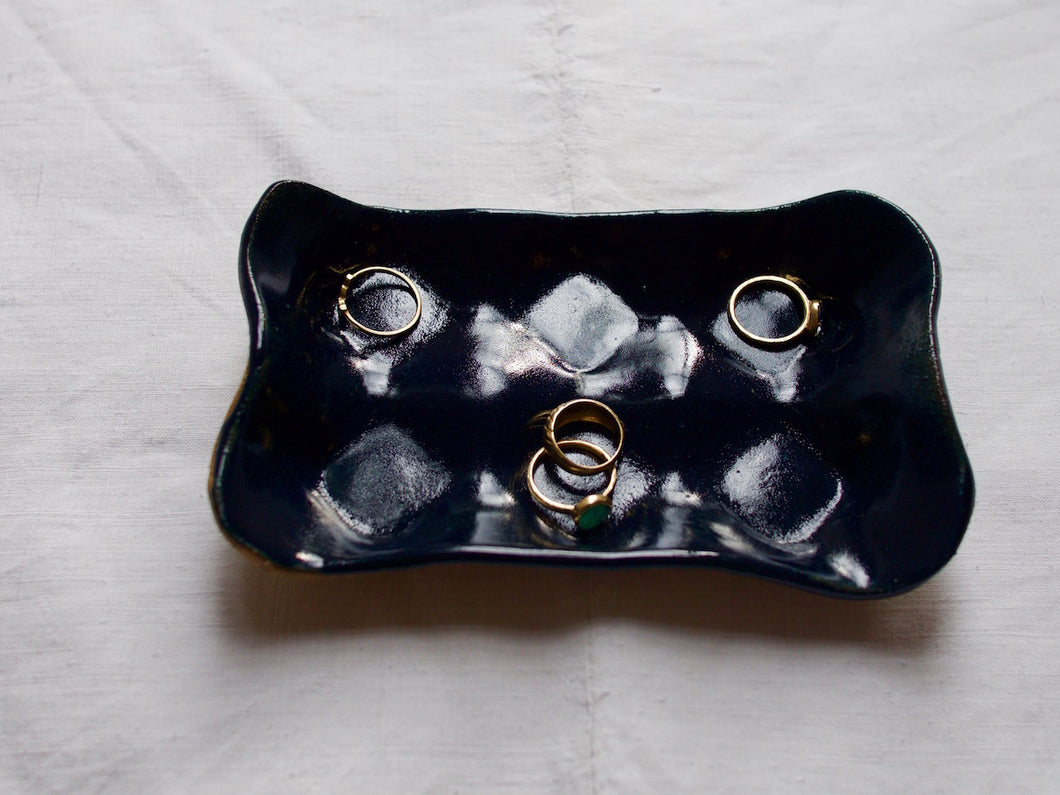 myhungryvalentine-studio-ceramics-seconds-jewellerydish-midnightblue-top-rings