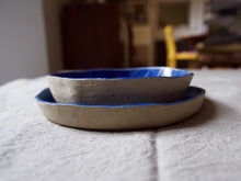 Load image into Gallery viewer, myhungryvalentine-studio-ceramics-seconds-roundservingdishessetof2-side