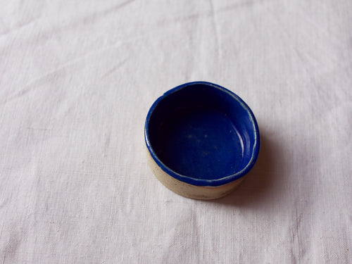 myhungryvalentine-studio-ceramics-seconds-simple-tealightholder-myosotisblue-top-1