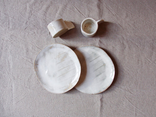 myhungryvalentine-studio-ceramics-sets-breakfast-cakeplateandespressocups-cloudywhite-top-2