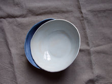 Load image into Gallery viewer, myhungryvalentine-studio-ceramics-simple-servingbowl-22-stacked-top-cloudywhite