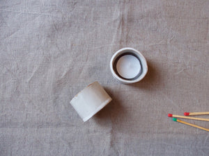 myhungryvalentine-studio-ceramics-simple-tealightholders-medium-mattwhite-pair-side-2