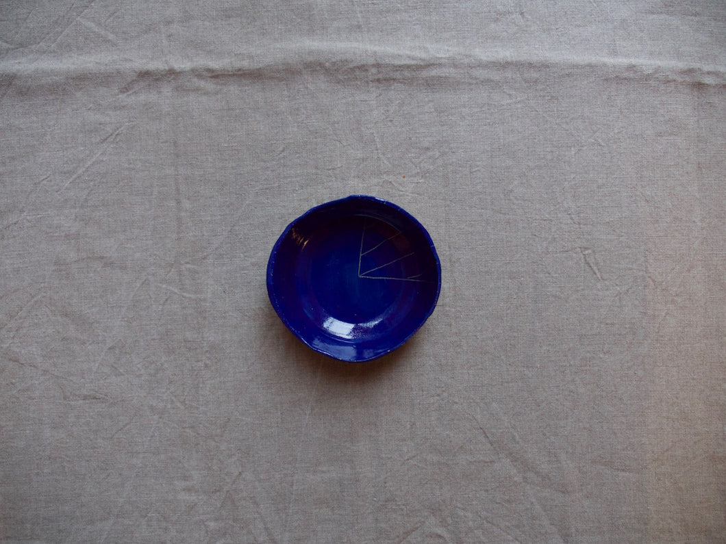 myhungryvalentine-studio-ceramics-stripes-bowl-medium-darkblue-top