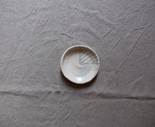 Load image into Gallery viewer, myhungryvalentine-studio-ceramics-stripes-trinketdish-cream