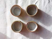 Load image into Gallery viewer, myhungryvalentine-studio-ceramics-wordontheclay-eggcup-camille-top