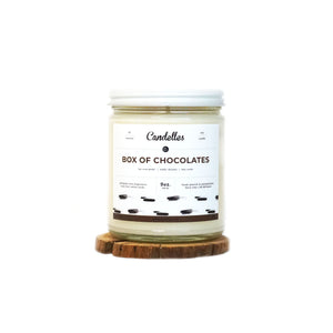 Box Of Chocolates Soy Candle - Petite