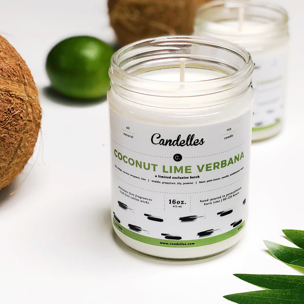 May's Exclusive Candelles Monthly Soy Candle - 9oz.