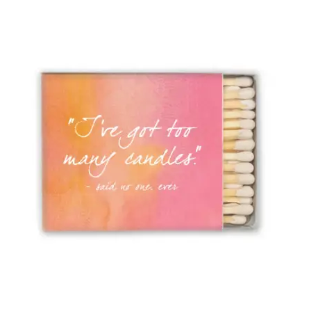 Candle Matches