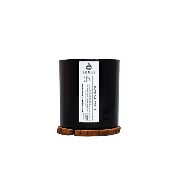 Oatmeal Stout Soy Candle - Tumbler