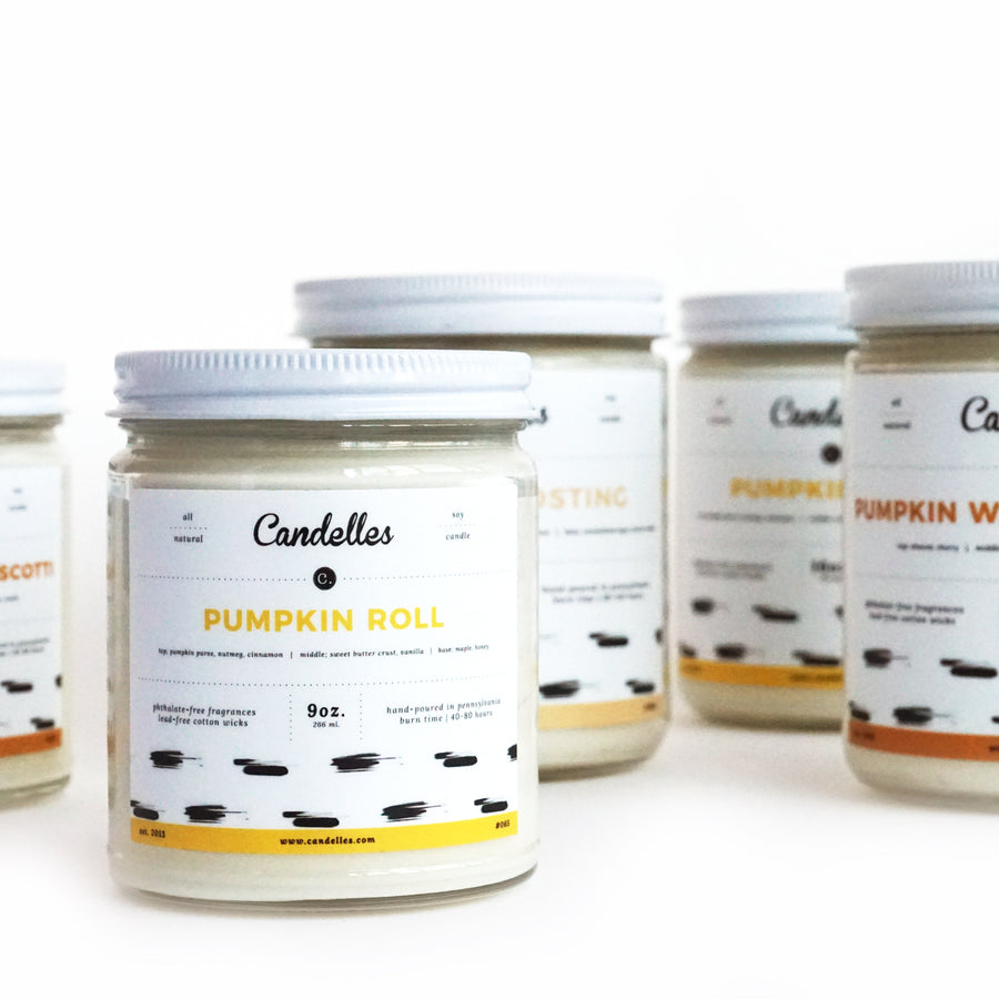 Small Pumpkin Bundle - 3 Pack