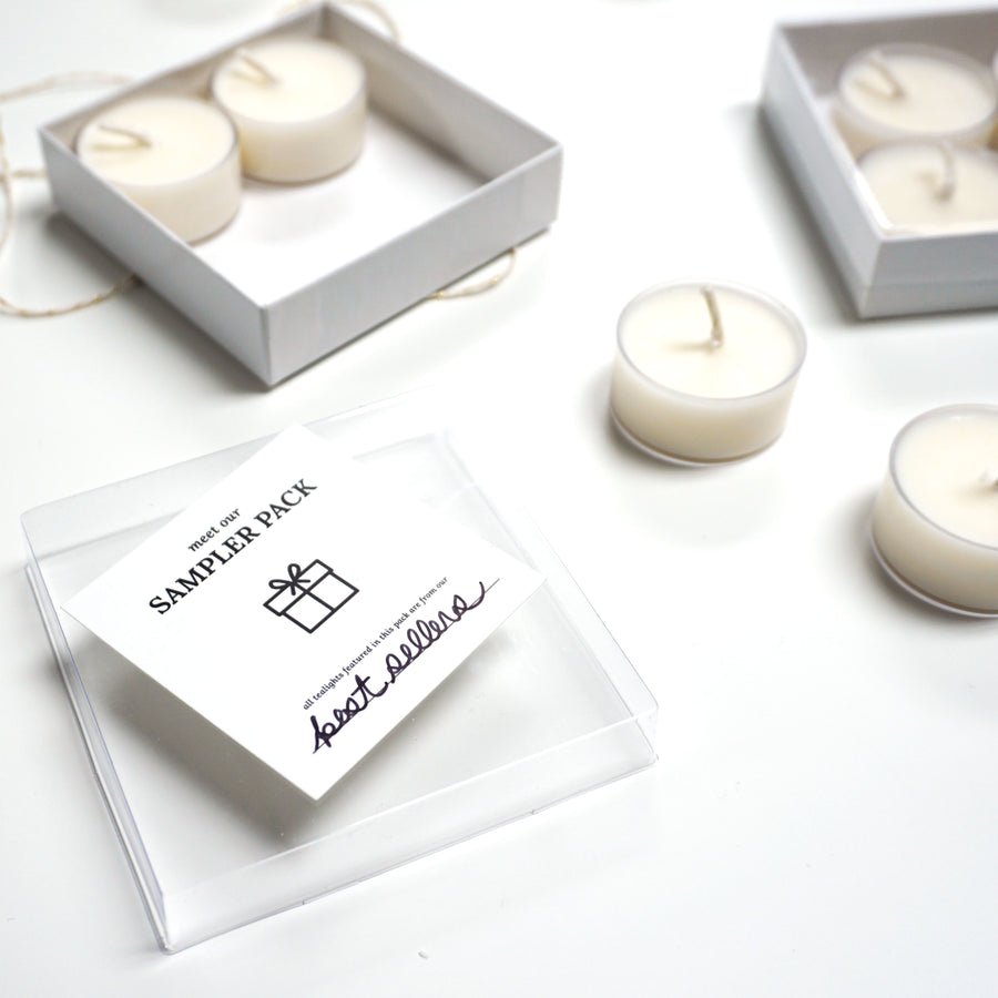 Tealight Sampler Set