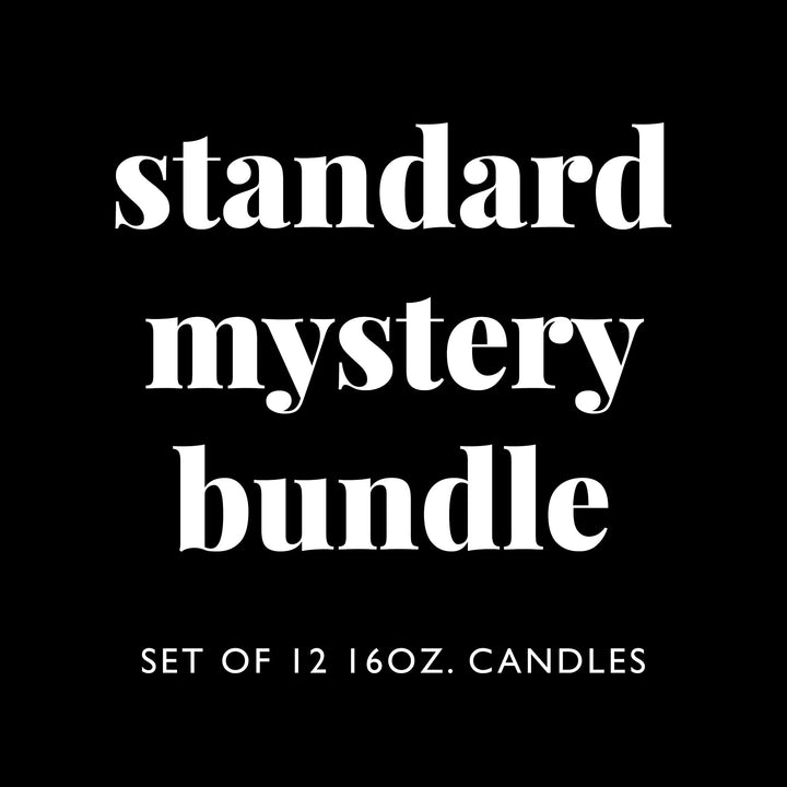 Standard Mystery Bundle (Set of 12 16oz. Candles)
