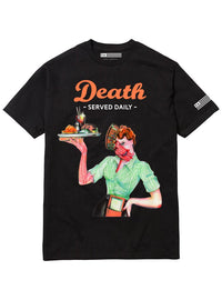 Death Served Daily - Unisex Tee