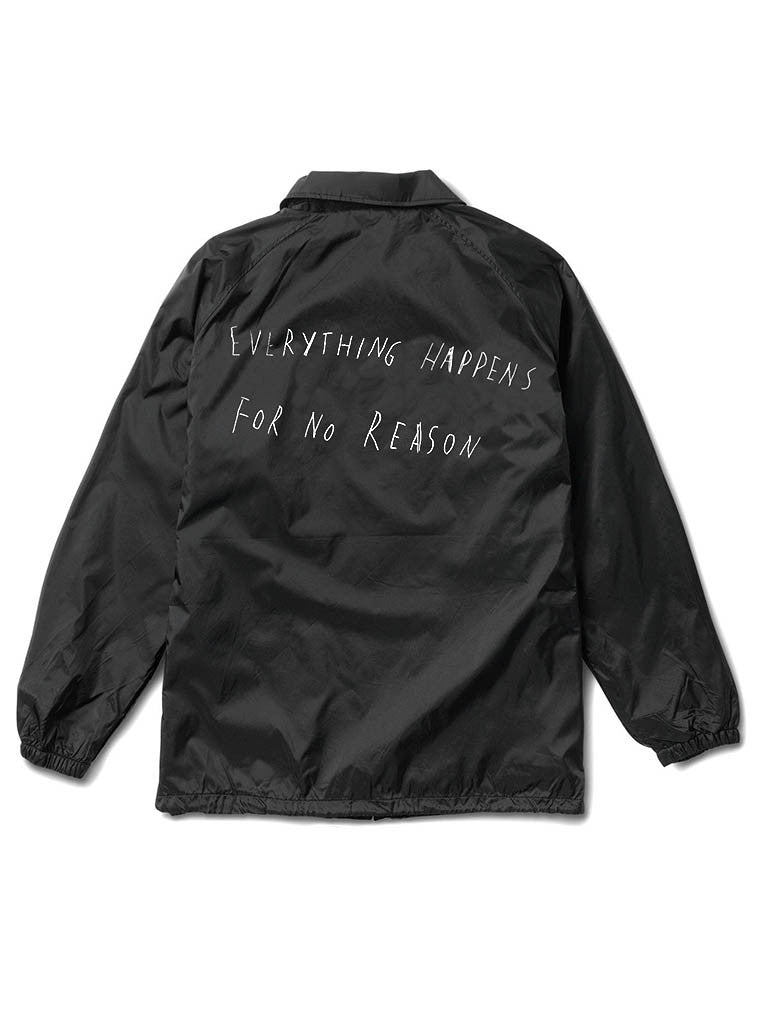 Everything Happens for No Reason | Coach jacket by These Americans