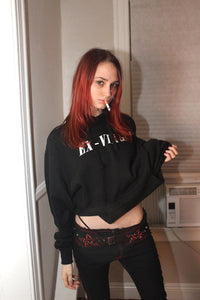 Ex-Virgin - Girls Crop Top