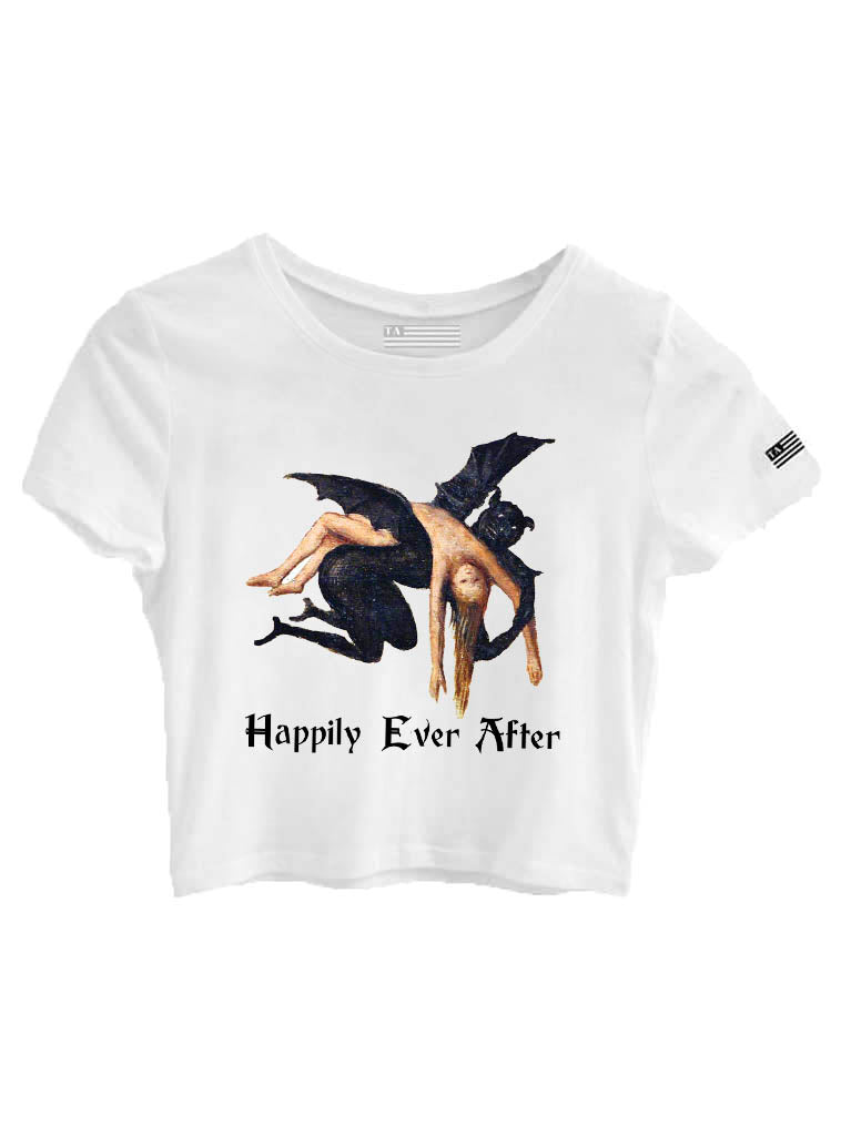 HAPPILY EVER AFTER GIRL'S CROP