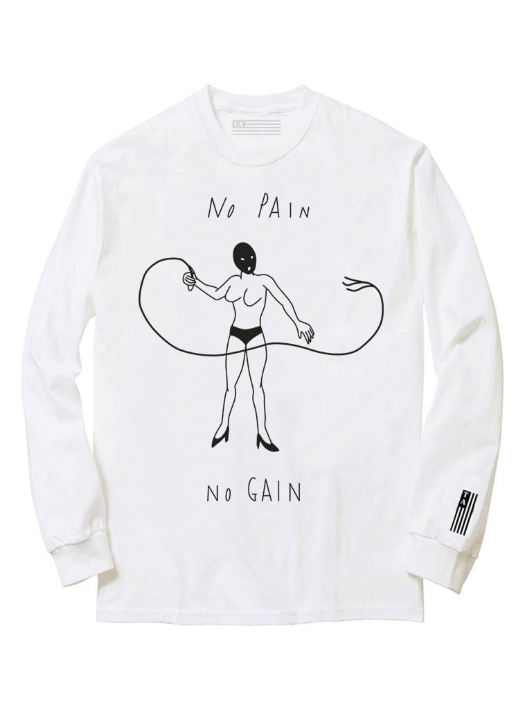 No Pain No Gain | Unisex t-shirt by These Americans