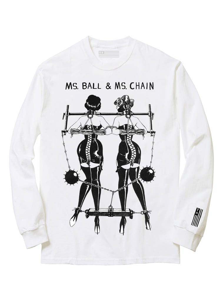 MS. BALL & MS. CHAIN - THESE AMERICANS - 3